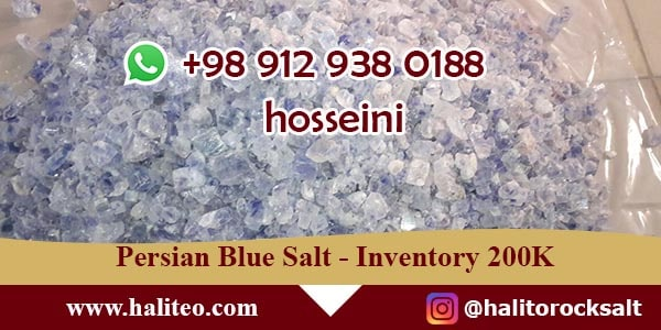 sales persian blue salt