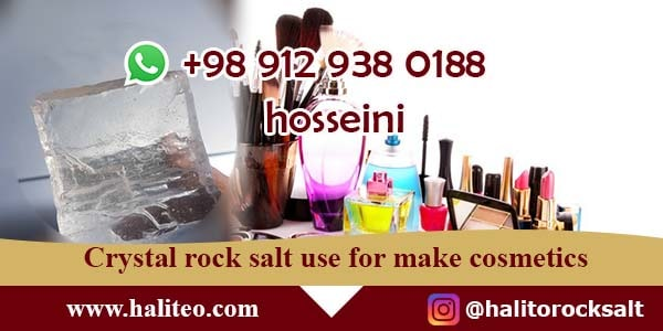 wholesale crystal halite rock salt