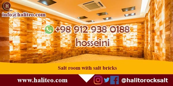 Building salt room