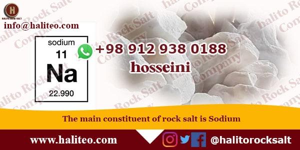 Buy edible rock salt