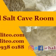 Build salt cave room