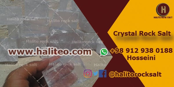 bulk rock salt wholesale