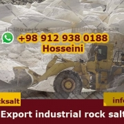 industrial rock salt