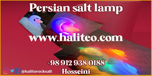 persian salt lamp