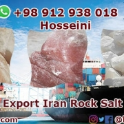 rock salt export