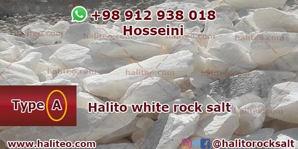 rock salt export