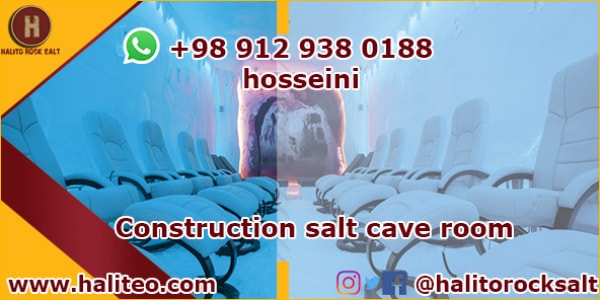 construction of salt room