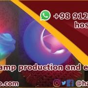 Salt lamp production