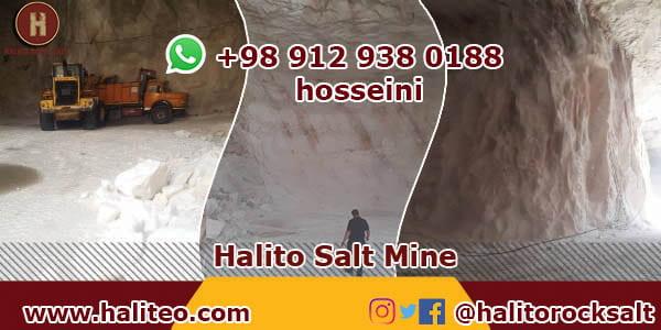 Export Industrial Salt