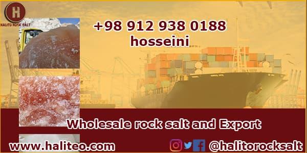 wholesale rock salt for sale