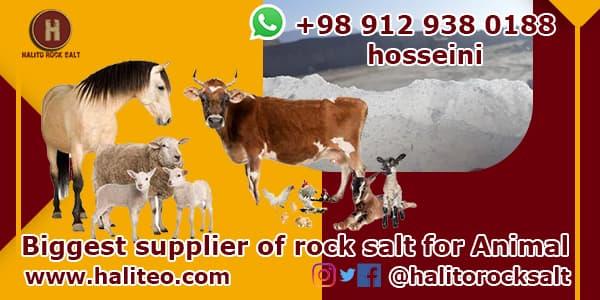 sale of livestock salt