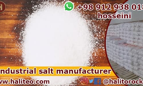 export industrial salt