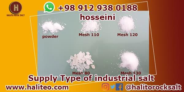 Industrial Salt Sale Market