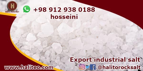 industrial salt factory