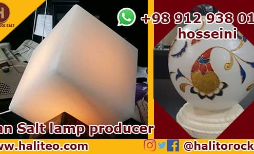 Rock salt lamp manufacturer