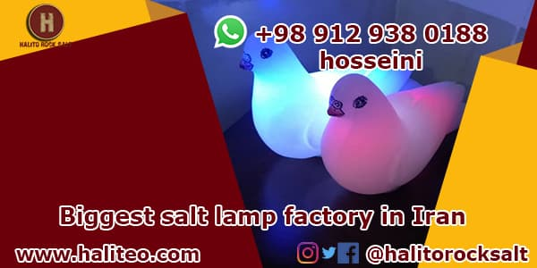 rock salt lamp manufacturer
