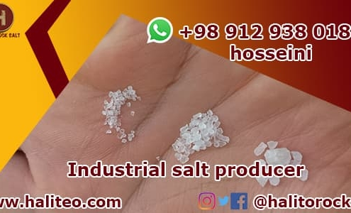 industrial salt producer