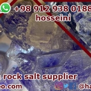 Global trade rock salt
