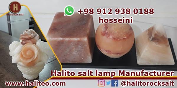 Salt lamp Factory