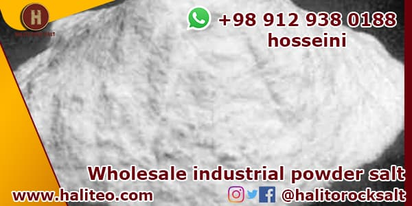 industrial powder salt