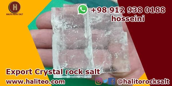 crystal rock salt