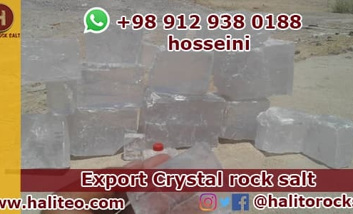 glass crystal rock salt