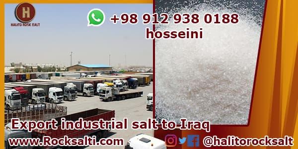 wholesale industrial salt